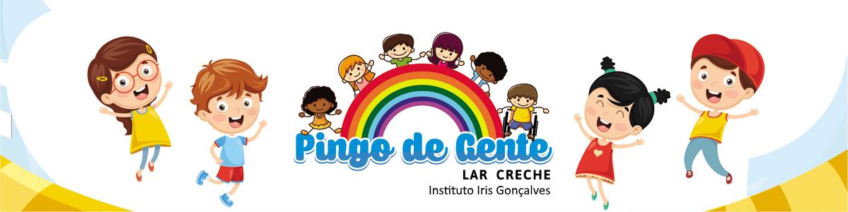 Logo for Lar Creche Pingo de Gente